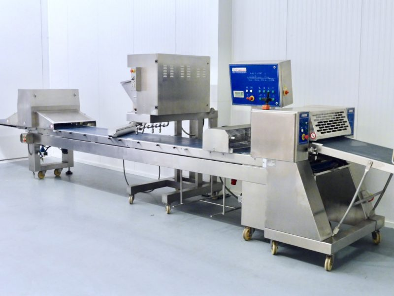 Canol make up pastry line 6500/600