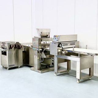 Pastry Lines - Machines
